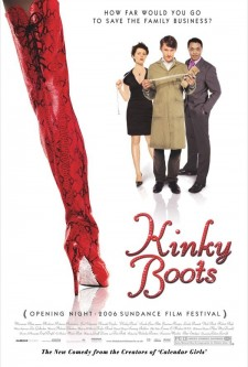 Affiche du film Kinky Boots