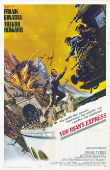 Affiche du film L'Express du colonel Von Ryan