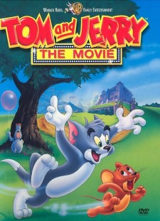 Affiche du film Tom et Jerry, le film