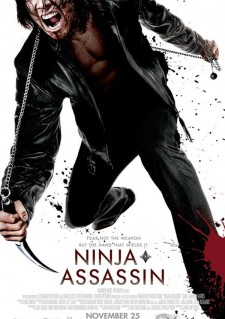 Affiche du film Ninja Assassin