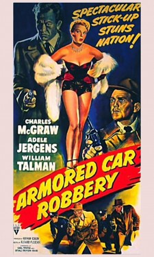 Affiche du film Armored Car Robbery