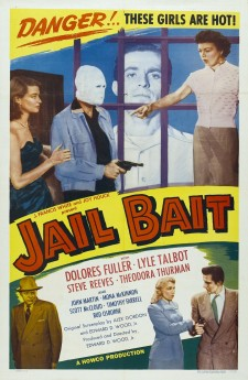 Affiche du film Jail Bait