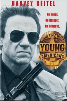 Affiche du film The Young Americans