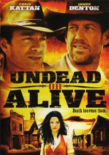 Affiche du film Undead or Alive: A Zombedy