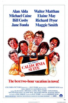 Affiche du film California Hôtel