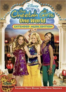 Les Cheetah Girls : Un monde unique
