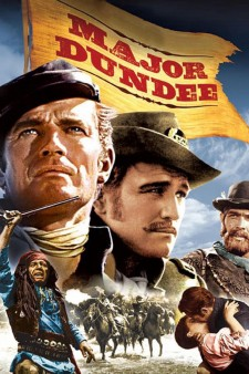 Affiche du film Major Dundee