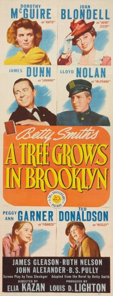 Affiche du film Le Lys de Brooklyn