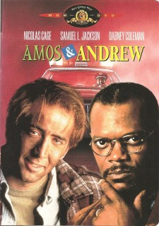 Affiche du film Amos & Andrew