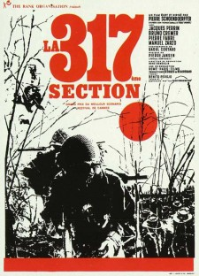 Affiche du film La 317ème section