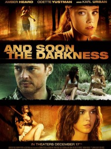 Affiche du film And Soon the Darkness