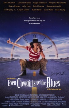 Affiche du film Even Cowgirls Get the Blues