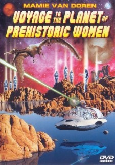 Affiche du film Voyage to the Planet of Prehistoric Women