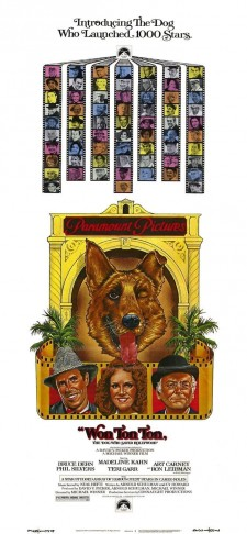 Affiche du film Won Ton Ton, le chien qui sauva Hollywood