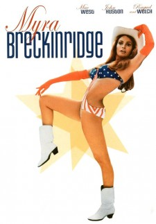 Affiche du film Myra Breckinridge