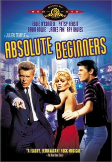 Affiche du film Absolute Beginners