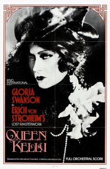 Affiche du film Queen Kelly