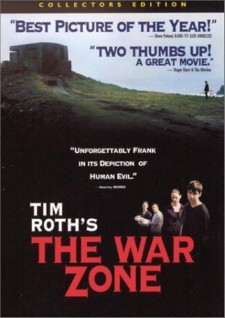 Affiche du film The War Zone