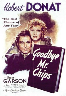 Au revoir Mr. Chips