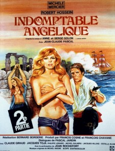 Affiche du film Indomptable Angélique