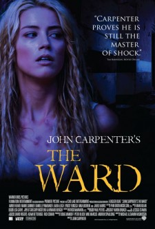 Affiche du film The Ward - L'hôpital de la terreur