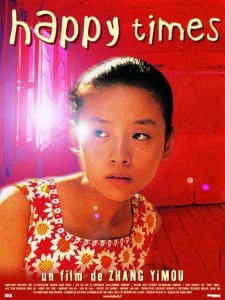 Affiche du film Happy Times