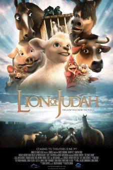 Affiche du film The Lion of Judah