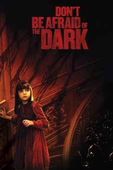 Affiche du film Don't Be Afraid of the Dark