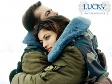 Affiche du film Lucky : No Time For Love