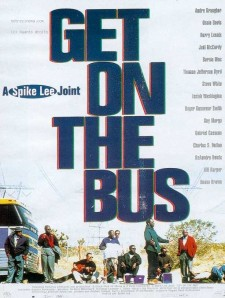 Affiche du film Get on the Bus