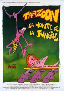 Tarzoon, la honte de la jungle