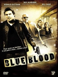 Affiche du film Blue Blood