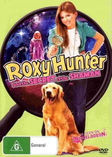 Affiche du film Roxy Hunter and the Secret of the Shaman