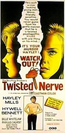 Affiche du film Twisted Nerve