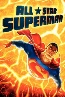 Affiche du film All-Star Superman