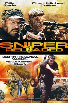 Affiche du film Sniper: Reloaded