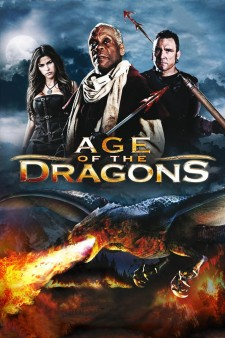 Affiche du film Age of the Dragons