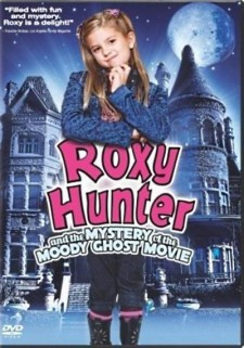 Affiche du film Roxy Hunter and the Mystery of the Moody Ghost