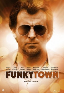 Affiche du film Funkytown