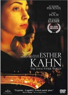 Affiche du film Esther Kahn