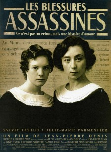 affiche du film Les Blessures Assassines