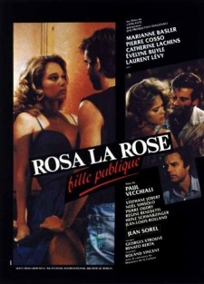 Affiche du film Rosa la rose, fille publique