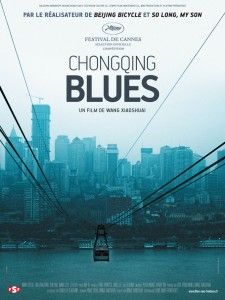 Affiche du film Chongqing Blues