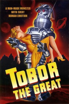 Affiche du film Tobor the Great