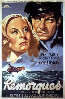 Affiche du film Remorques