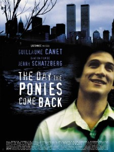 Affiche du film The Day the Ponies Come Back