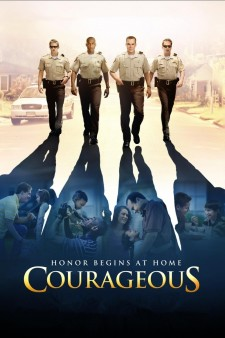 Affiche du film Courageous