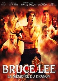 Affiche du film Bruce Lee - La mémoire du dragon