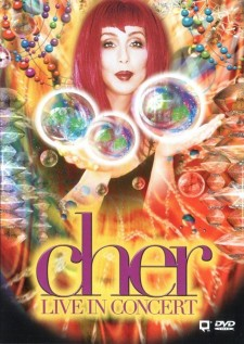 Affiche du film Cher: Live in Concert from Las Vegas