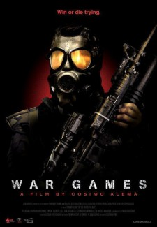 Affiche du film War Games